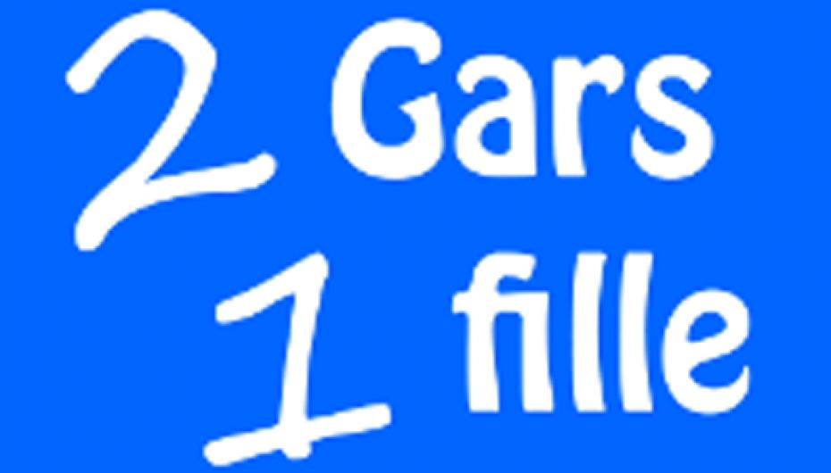 2 Gars 1 Fille – Saison 2 / Épisode 26 – Entrevue avec François Chartrand – 23 Avril 2012