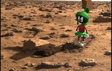 Mars : la NASA réduit la zone d'arrivée du rover Curiosity