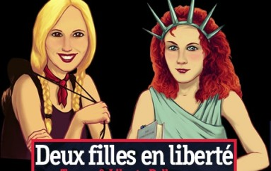 Deux Filles En Liberté S02 Episode 17- Émission du 28 mars 2014