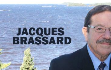 COMMUNIQUÉ – Jacques Brassard se joint au Blog de RadioH2O