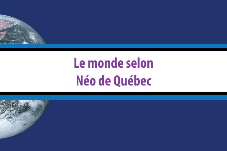 Néo de Québec quitte radioh2o.ca
