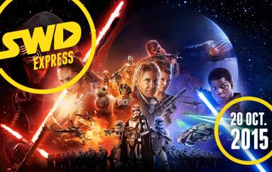 SWD Express – Un aperçu du Réveil de la Force