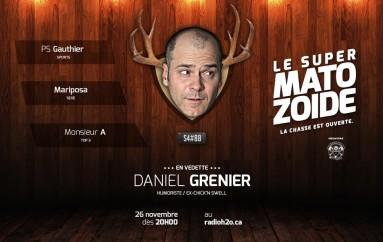 Le Super Matozoïde – S4#88 – Le monde de Daniel Grenier – 26 novembre 2015