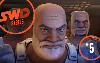 SWD Rebels #5 – Saison 2 : épisode 1-7