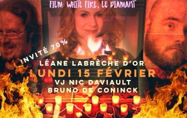 70% – Épisode 75 – Léane Labrèche-Dor