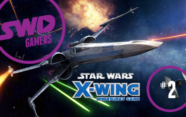 SWD Gamers #2 – Unboxing X-Wing Miniatures Ensemble de départ