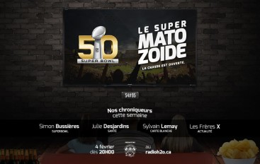 Le Super Matozoïde – S4#95 – Super Bowl 50 avec Simon – 4 février 2016