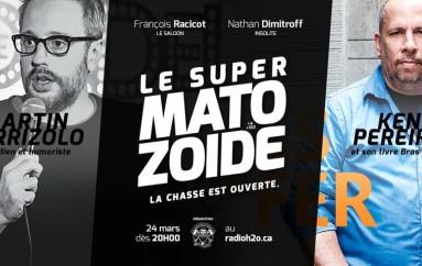 Le Super Matozoïde – S4#102 – Un doublé de P! – 24 mars 2016