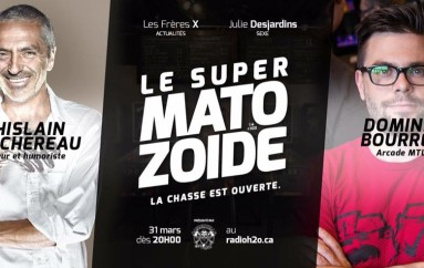 Le Super Matozoïde – S4#103 – La plume de Ghislain Taschereau – 31 mars 2016