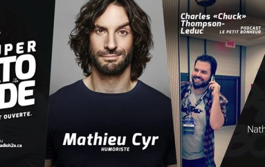 Le Super Matozoïde – S4#108 – Mathieu Cyr fait pousser les rires! – 5 mai 2016