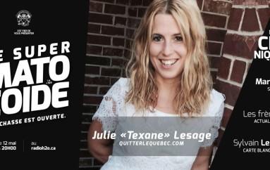 Le Super Matozoïde – S4#109 – Une texane au Québec! – 12 mai 2016