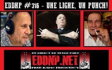 EDDNP #316 – Une ligne, Un Punch!