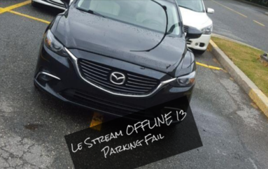 Le Stream OFFLINE 13 – Parking Fail