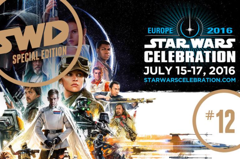 SWD Édition spéciale #12 – Celebration Londres – Jour 1