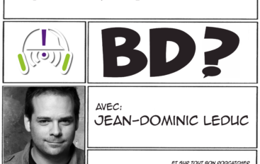 Vous avez dit BD ? – EP15 – Julie Rocheleau