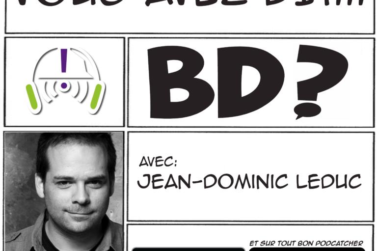 Vous avez dit BD ? – EP13 – Caroline Breault