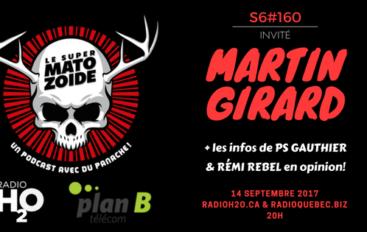 Le Super Matozoïde – S6#160 – Podcast public Vs Podcast indépendant – 14 septembre 2017