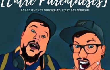 Entre parentheses – S01 – EP07: Michel Donais