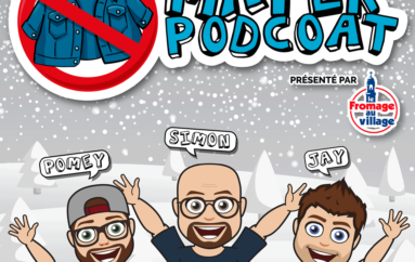 Mayer Podcoat – EP01: Show de lancement de Productions Podcasse Saison 2016-2017