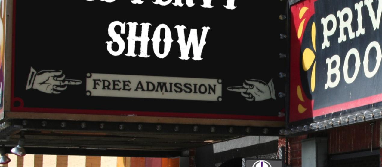 Le Pervy Show – EP55