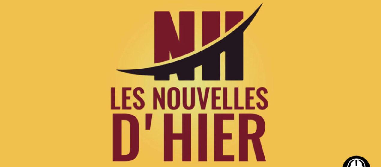 #LNDH – Les Nouvelles d'hier – 20 septembre 2018