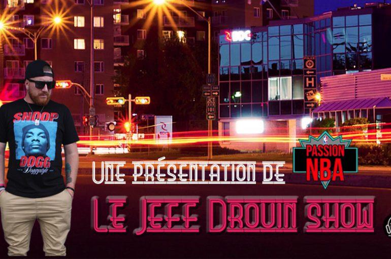 Le Jeff Drouin Show – S01 – EP01: Pas évident de comprendre les gens