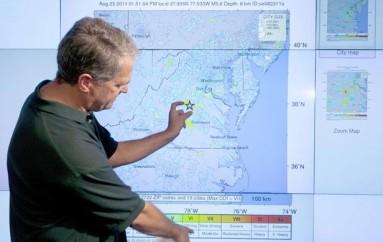Etats-Unis: «C'est le séisme le plus fort dans cette région depuis plus de cent ans»