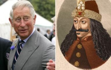 Le prince Charles dit qu'il est lié à Dracula