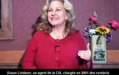 Susan Lindauer ex agente de la CIA sur le 911