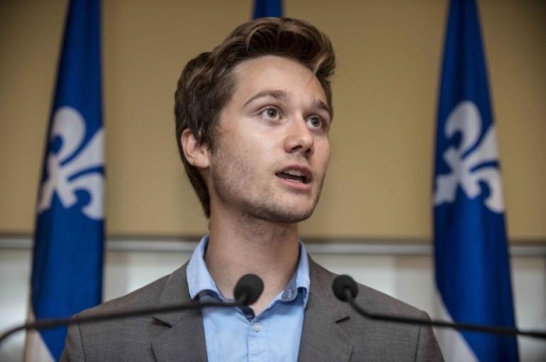Communiqué de presse: Léo Bureau-Blouin candidat pour le Parti Québécois sera au H2O Show du 13 Août 2012