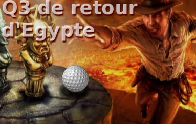 Q3 RETOUR D'EGYPTE, ne ratez pas !!!