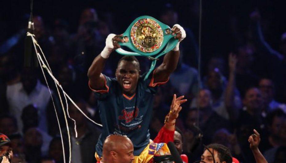 Adonis Stevenson : Le Champion du Monde dans le Studio de EDDNP!