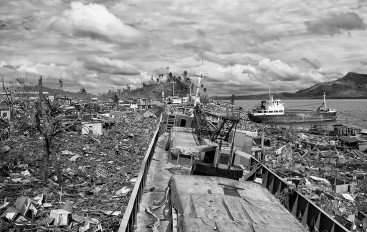 Deux belges partent aux Philippines une semaine après que le typhon Haiyan ait ravagé le pays