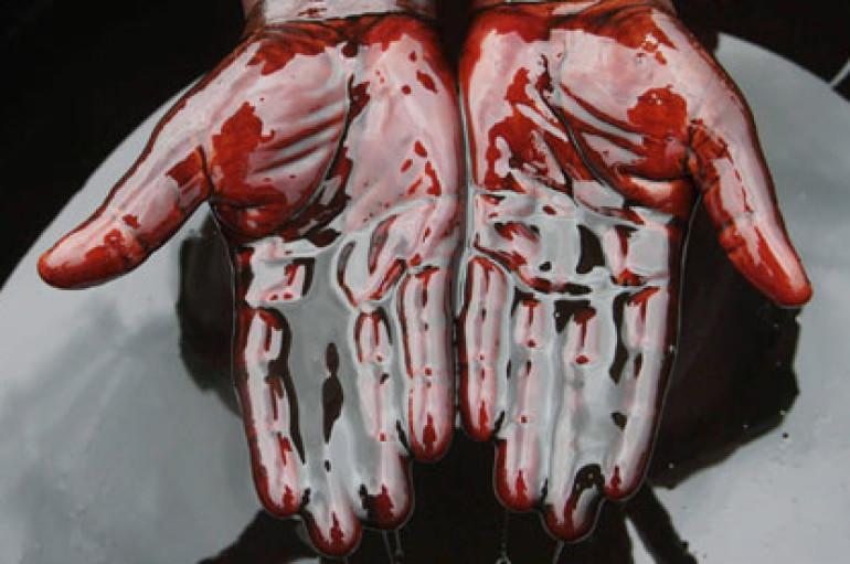 Francis Pouliot : Les mains propres