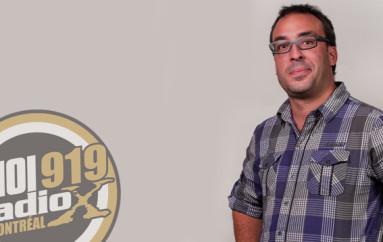 Jean-Nicolas Gagné analyste de la campagne électorale sur EDDNP!