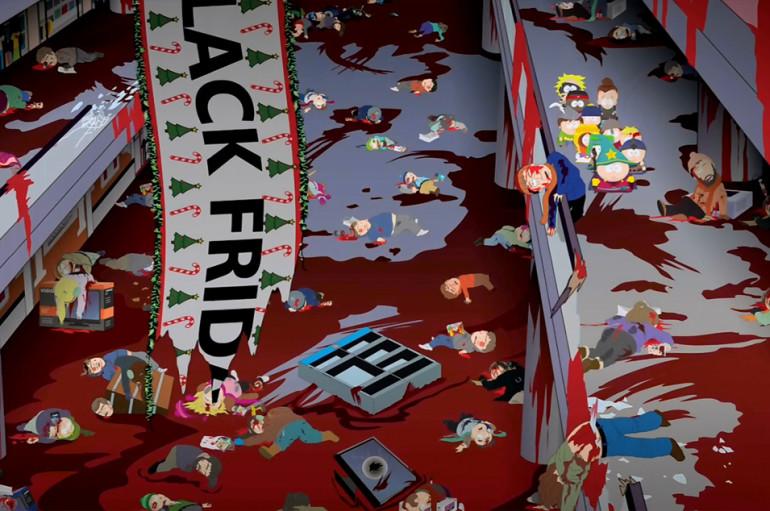 EDDNP #294 – Bloody Black Friday!