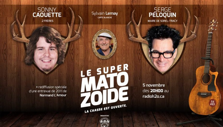 Le Super Matozoïde – S4#85 – Adieu Normand, Salut 2 Frères! – 5 novembre 2015