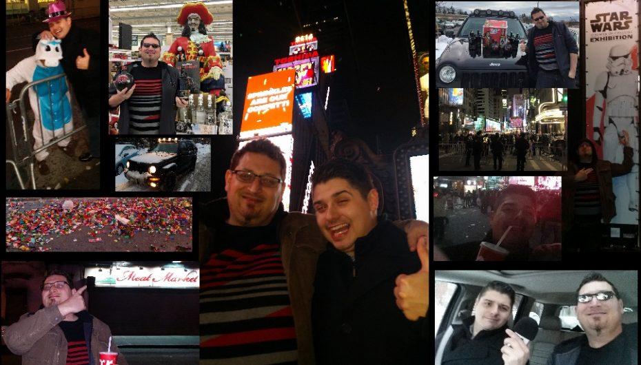 EDDNP – Emission Spéciale New Year in New York!