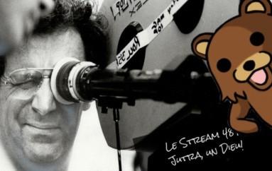 Le Stream 487 – Jutra, un Dieu!!!