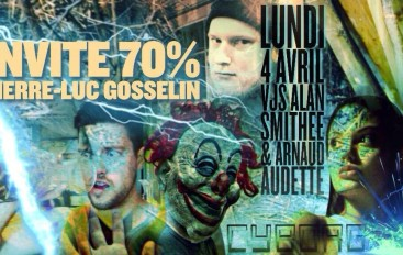 70% – Épisode 82 – Pierre-Luc Gosselin