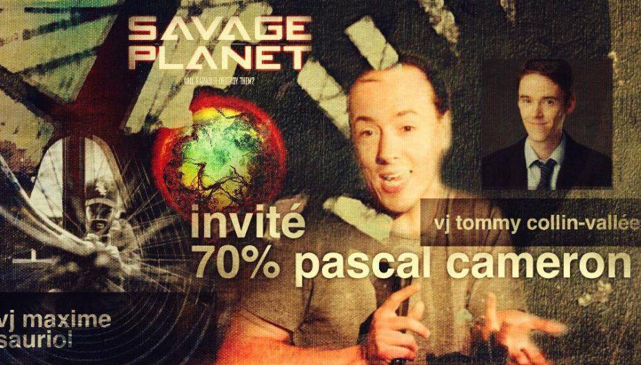 70% – Épisode 94 –  Pascal Cameron