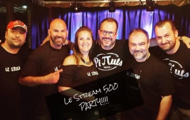 Le Stream 500 – PARTY!!!!
