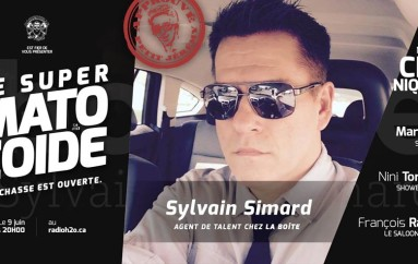 Le Super Matozoïde – S4#113 – Dans la boîte de Sylvain Simard – 9 juin 2016