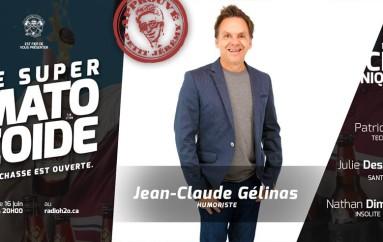 Le Super Matozoïde – S4#114 – Jean-Claude de Terrebonne – 16 juin 2016