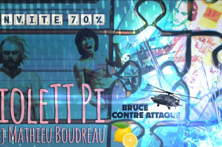 70% – Épisode 097 – VioleTT Pi