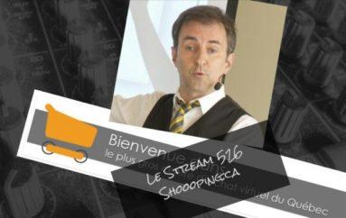 Le Stream 526 – Shoooping.ca