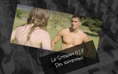 Le Stream 527 – Des rotetons
