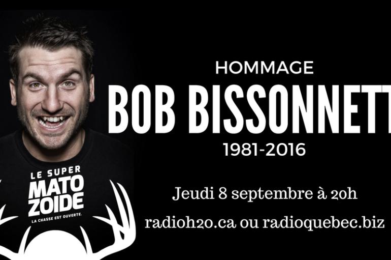Le Super Matozoïde – Hors-Série : Hommage à Bob Bissonnette – 8 septembre 2016