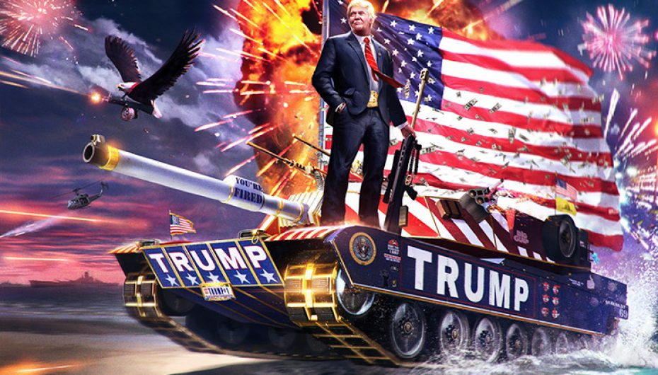 EDDNP #327 – Bienvenue à TrumpMania, Fuck Yeaaah!