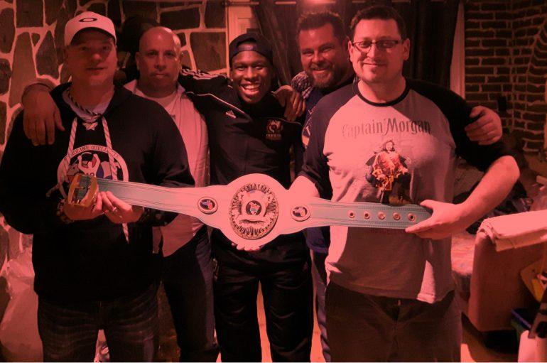 EDDNP #344 – Le Champion Ulysse en Studio!